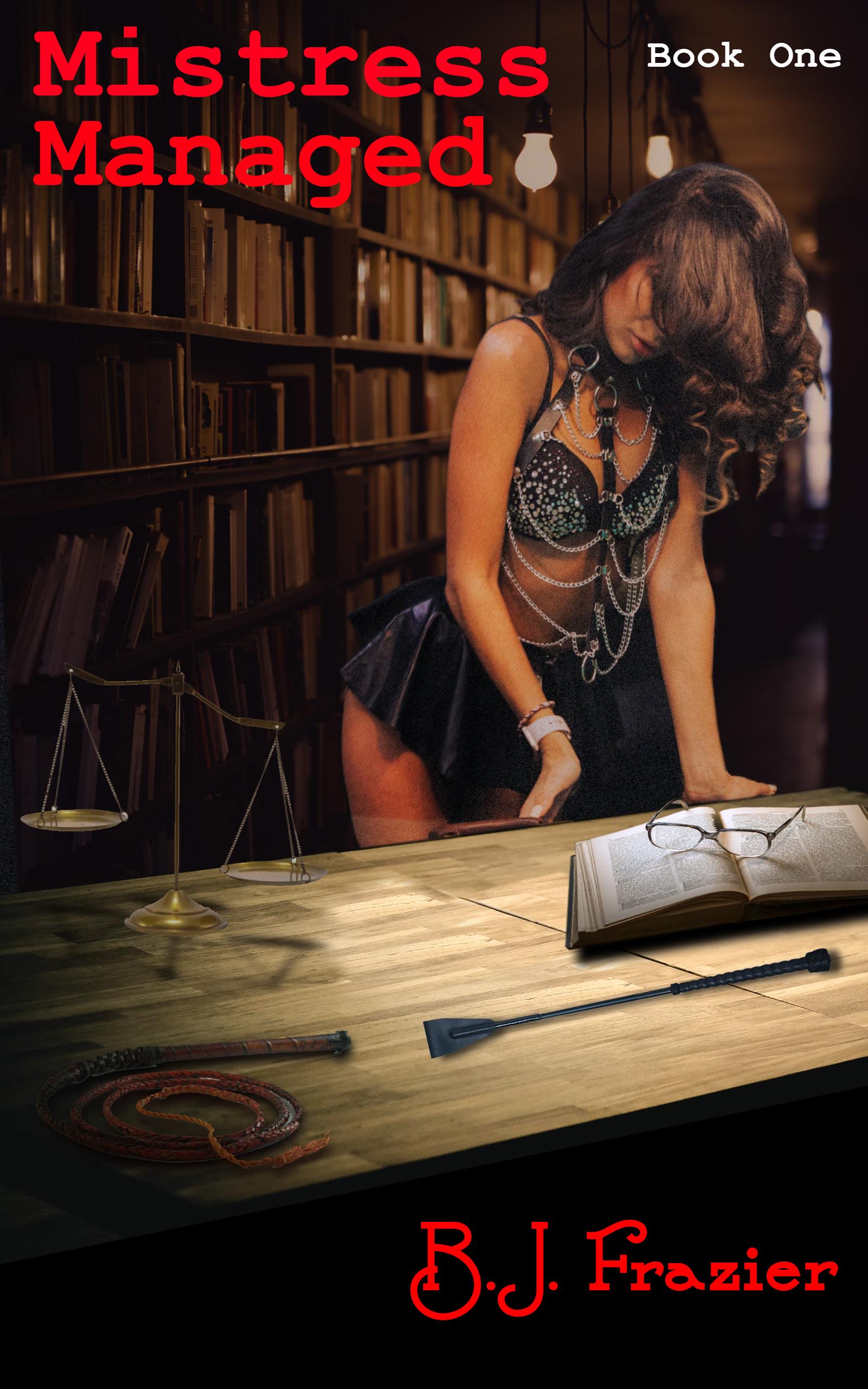Mistress Managed - Book 1
